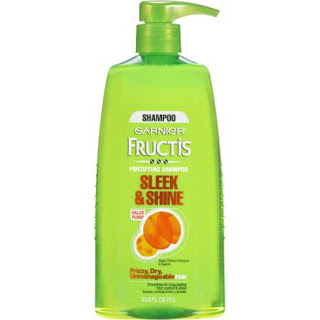 garnier sleek shine shampoo